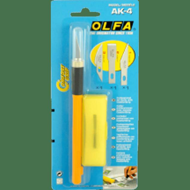 Cuchilla para uso artístico AK-4