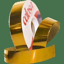 Cinta Liso No. 22 color dorado