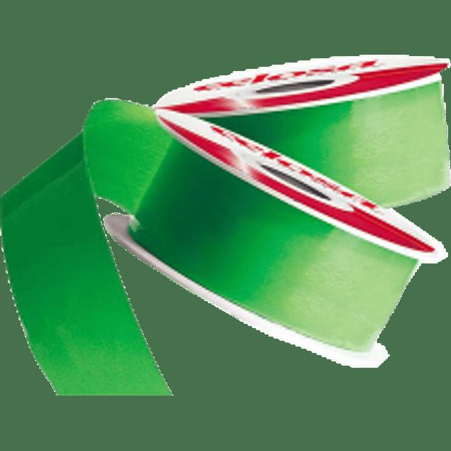 Cinta Liso No. 22 color verde