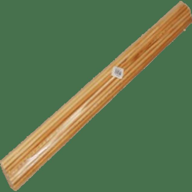 Palitos de madera de 60 cms