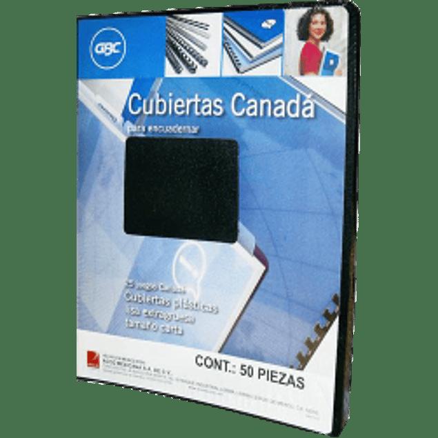 Cubierta color humo liso, tamaño carta, paquete con 25 juegos