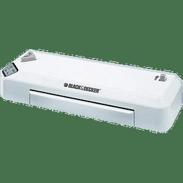 Enmicadora para hojas carta y oficio para gramaje de 3 y 5 mm.