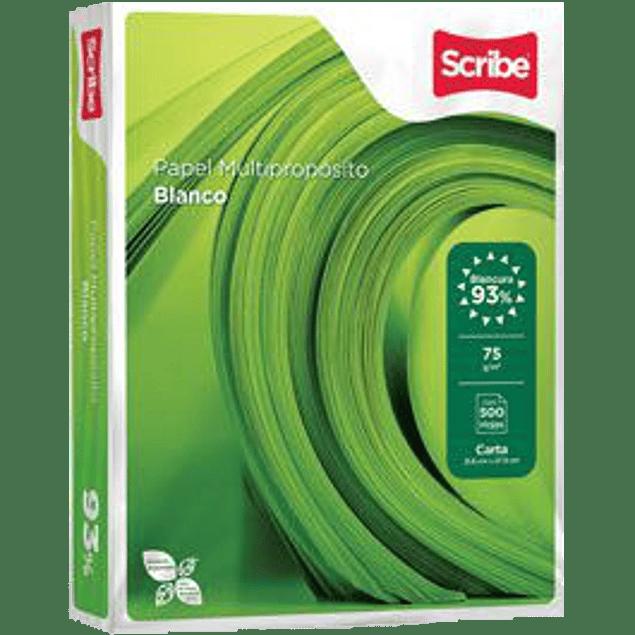 Papel Bond multi-propósitos tamaño carta paquete con 500 hojas