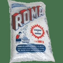 Detergente en polvo de 500 gramos