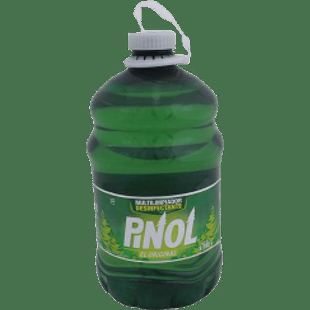 Limpiador liquido multiusos aroma a pino, de 3.78 litros
