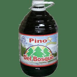 Limpiador multiusos a base de aceite de pino, de 5 litros.