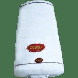 Franela blanca rollo de 25 metros x 50 cm