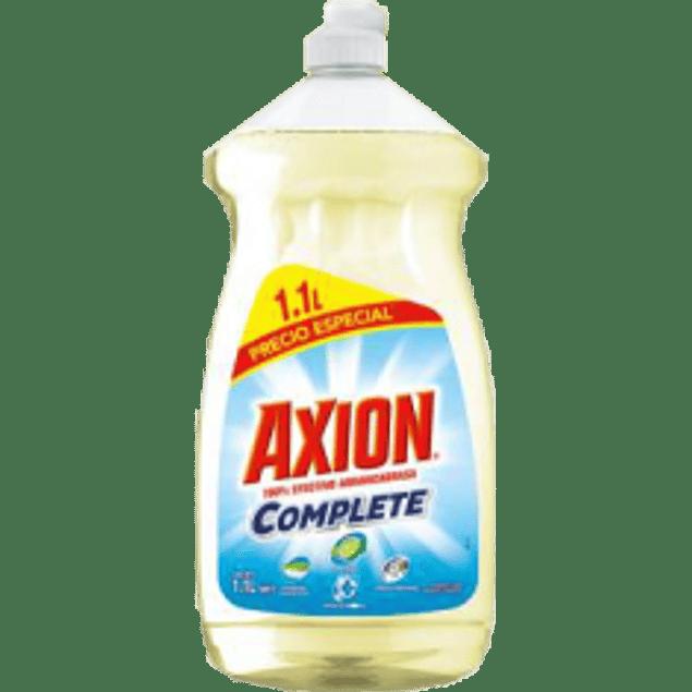 Detergente liquido lavatrastes tricloro, de 1.1 Litros