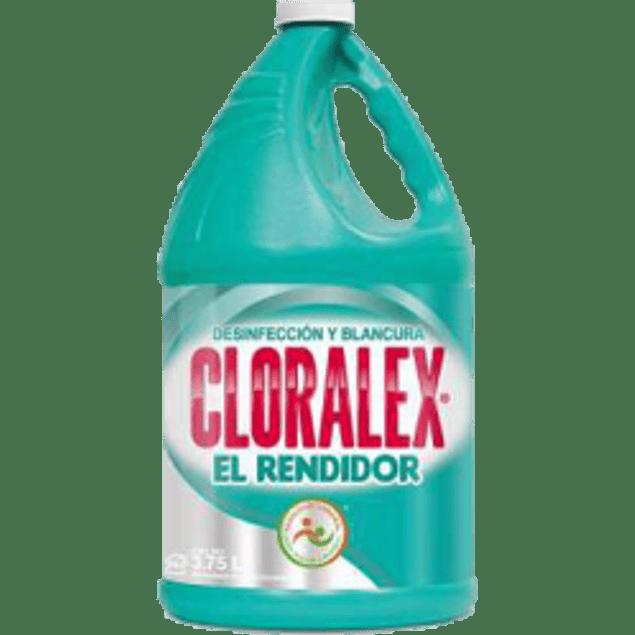 Liquido Blanqueador Cloro, contenido 3.75 litros