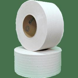 Papel Higiénico color blanco 200 metros, contenido 12 piezas.