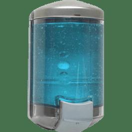 Despachador para jabón de manos a granel color humo