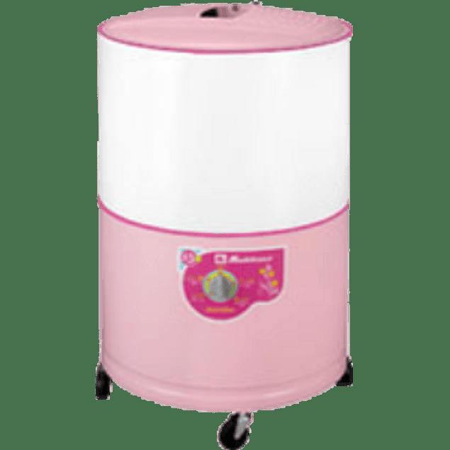 Lavadora capacidad de carga de 15 kilos