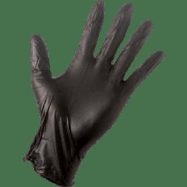 Guantes desechables de nitrilo, sin látex, talla grande, 1 par