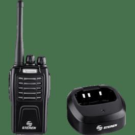 Radio portátil profesional de largo alcance, modelo RAD-510