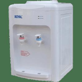 Despachador de agua fría y caliente.