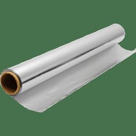 Papel Aluminio, rollo con 50 metros.