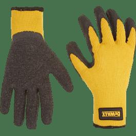 Guante de seguridad palma  texturizada para extra agarre. Tanto en aplicaciones