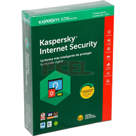 Antivirus Internet Security Multidispositivos 2017, 5 Dispositivos, 1 Año.