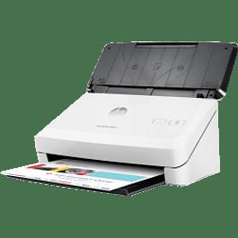 Escaner Scanjet Pro 2000, 24 páginas por minuto