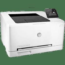 Impresora Laser HP Color LaserJet Pro M252dw