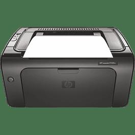 Impresora HP LaserJet Pro P1109w Sustituye a P1102W CE658A