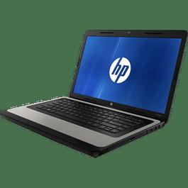 Notebook HP630, COREi3 a 2.4GHz, 4GB, 500GB, DVD-RW, Windows 7 Pro, 15.6