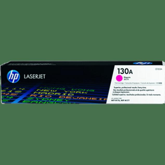 Tóner de tinta color magenta HP CF353A