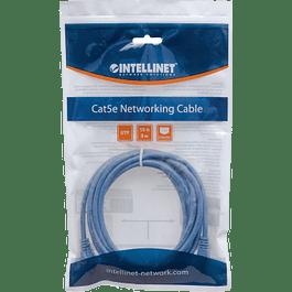Cable Patch UTP Cat5e de 3 metros