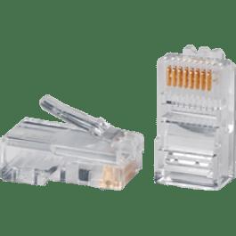 Plug Conector Modular RJ45