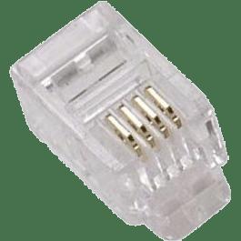 Plug Telefonico RJ11