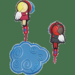 Audífonos Ángel & Diablo, entrada universal 3.5 mm