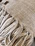 Chal de Vestir Alpaca rocillo
