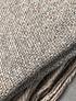 Piecera king rosillo y gris