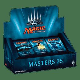 Caja de Sobres Masters 25