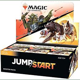 Caja de Sobres Jumpstart (Inglés)