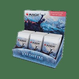 Caja de Set Boosters Kaldheim