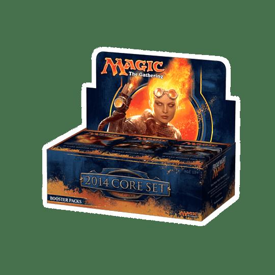 Caja de Sobres Magic 2014 (Español)