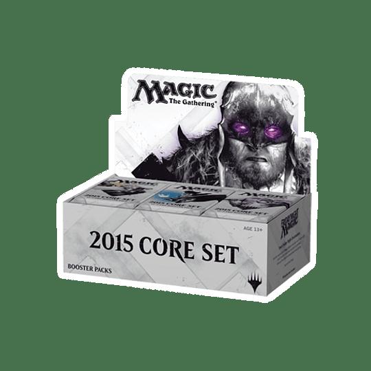 Caja de Sobres Magic 2015 (Español)