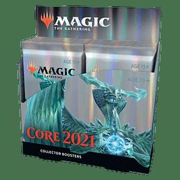 Caja de Collector Boosters Core Set 2021