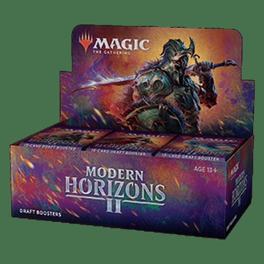Caja de sobres Modern Horizons 2 (Español)