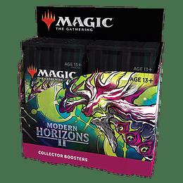Caja de Collector Boosters Modern Horizons 2