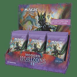 Caja de Set Booster Modern Horizons 2