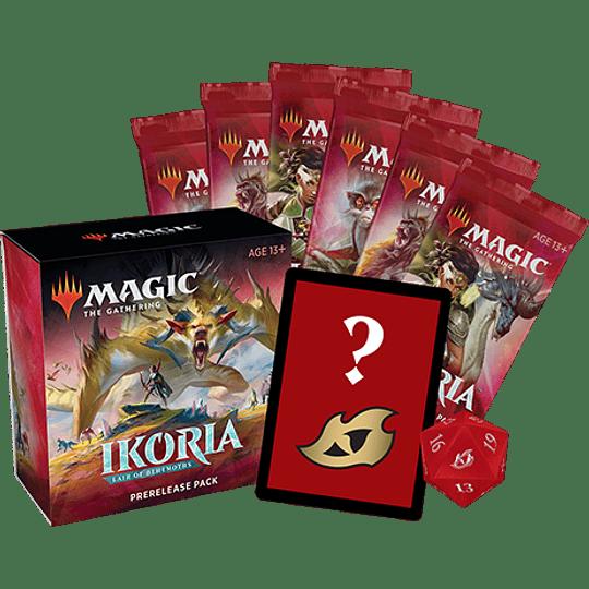 Pack Presentación Ikoria: Mundo de Behemots