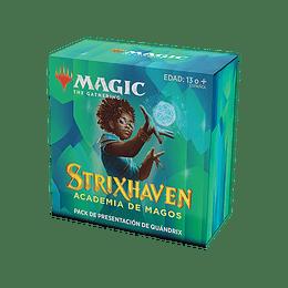 Pack Presentación Strixhaven - Quándrix (Inglés)