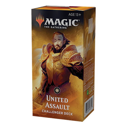 Challenger Deck 2019 - United Assault