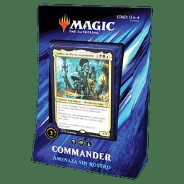 Commander 2019 - Amenaza sin Rostro (Inglés)