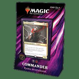 Commander 2019 - Rabia Despiadada (Inglés)