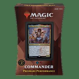 Commander 2021 - Actuación de Prismari