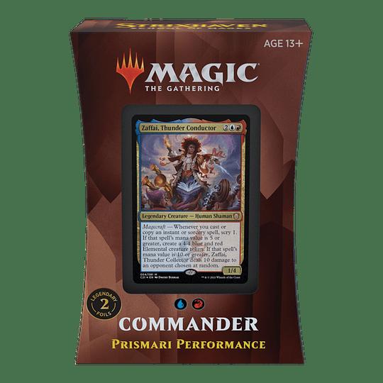 Commander 2021 - Actuación de Prismari (Inglés)