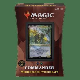 Commander 2021 - Brujería de Flosmarcitus (Español)